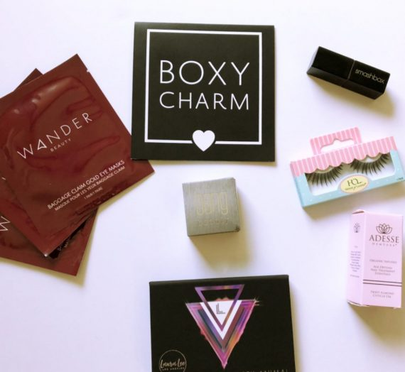 August 2018 BoxyCharm Review