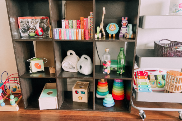 Montessori Inspired Holiday Gift Guide: 12 – 24 Months