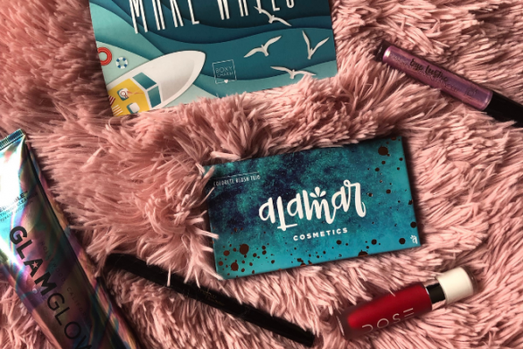 May 2019 BoxyCharm Review